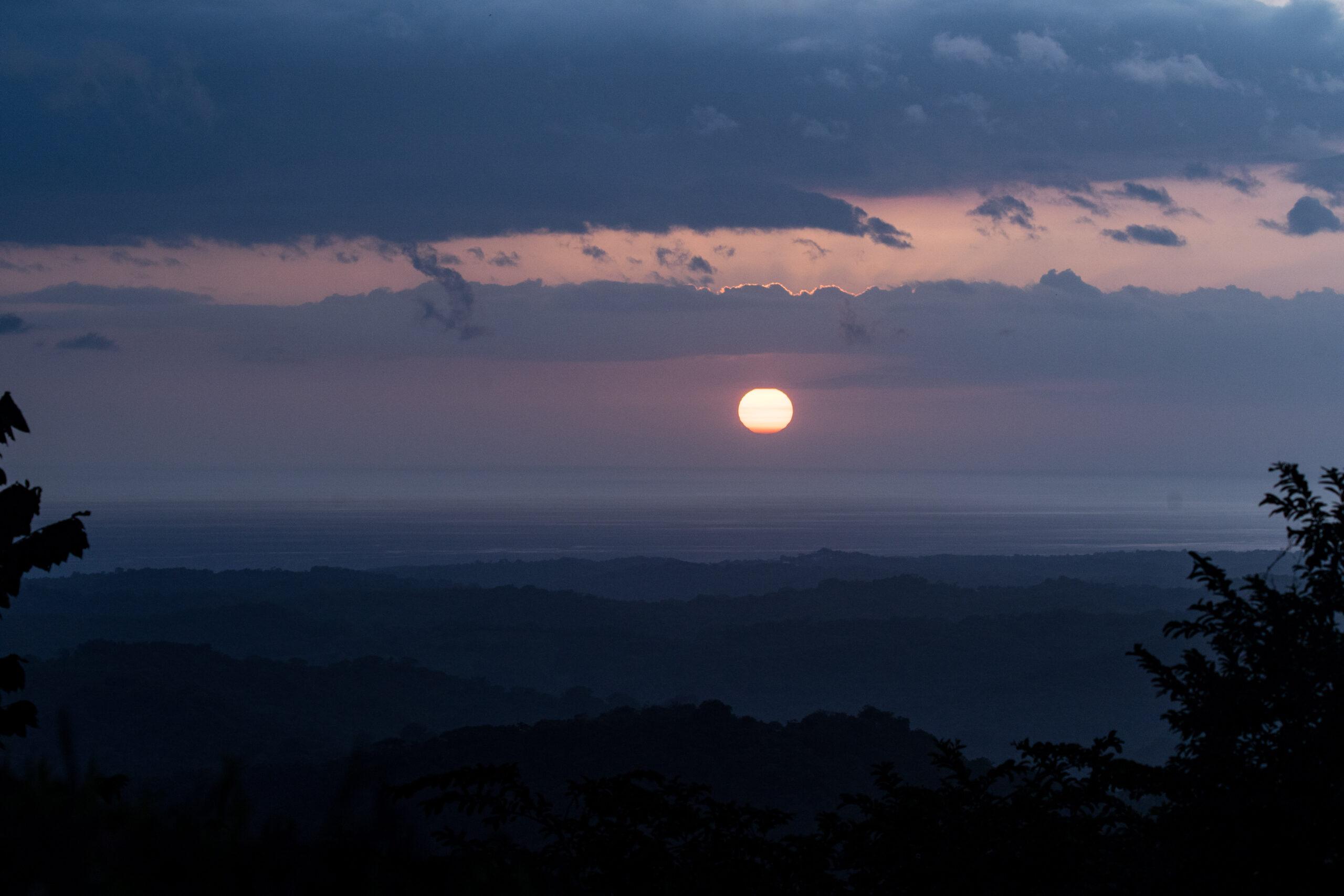 Eagle's Nest Sunset