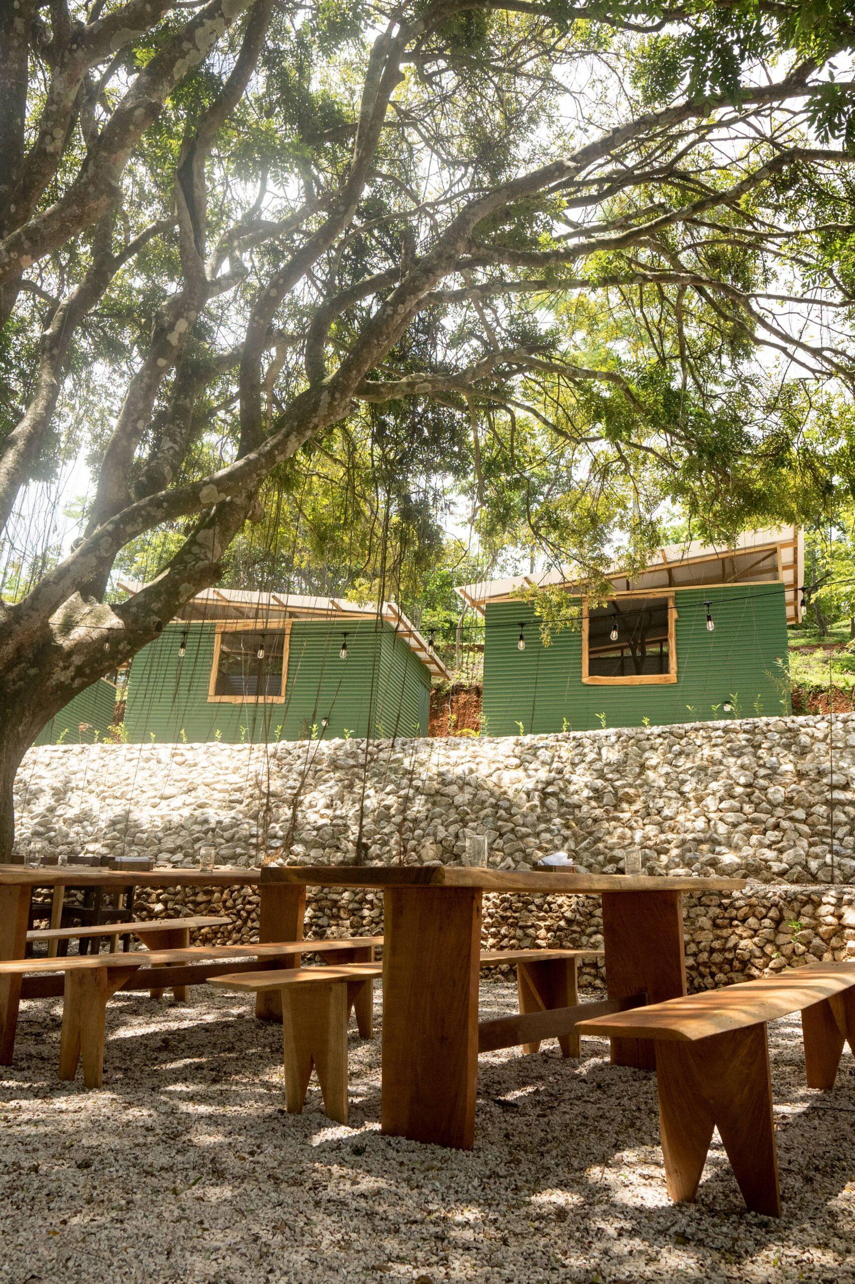 Eagle's Nest dining area